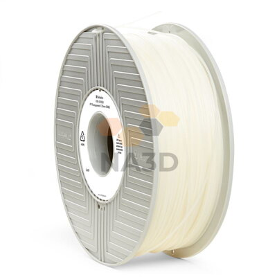 PP filament 1,75 mm transparent 0,5kg Verbatim