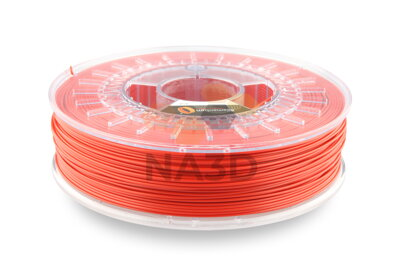 "ASA Extrafill ""Traffic red"" 2,85 mm 3D filament 750g Fillamentum"