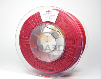 Filament SPECTRUM ABS SMART Dragon Red 1,75 mm 1 kg