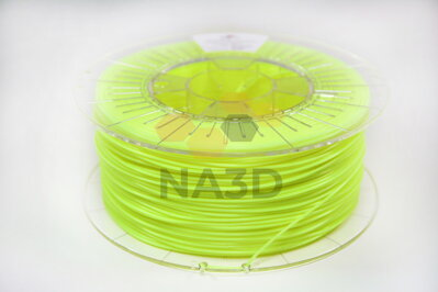 SPECTRUM PLA FLUORESCENT YELLOW 1,75 mm 1 kg